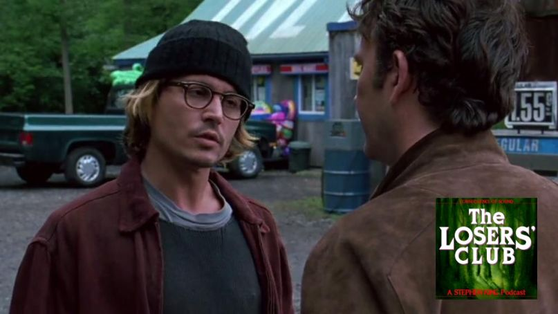 Johnny Depp S Secret Window The Losers Club Podcast