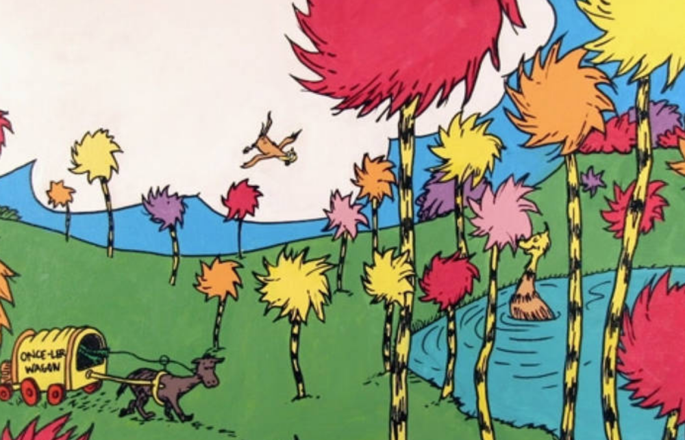 Cypress Tree That Inspired Dr Seuss The Lorax Topples Over News Consequence Of Sound