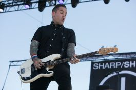 Sharp Shock at Bash Festival in Sacramento