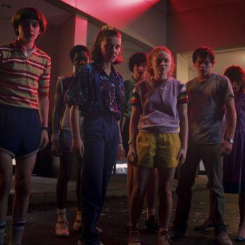 Cast of Stranger Things 3 (Netflix)