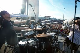 Suicidal Tendencies at Bash Festival in Sacramento