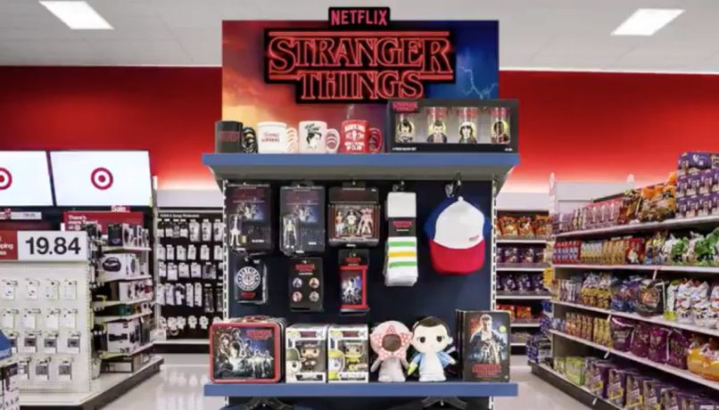 A Guide to All the Stranger Things 3 Merch and Promotions
