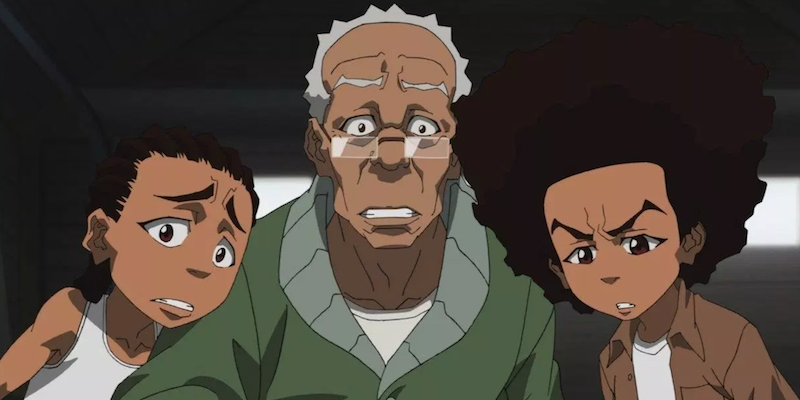 the boondocks animated series reboot aaron mcgruder 50 TV Shows You Need to See in 2020