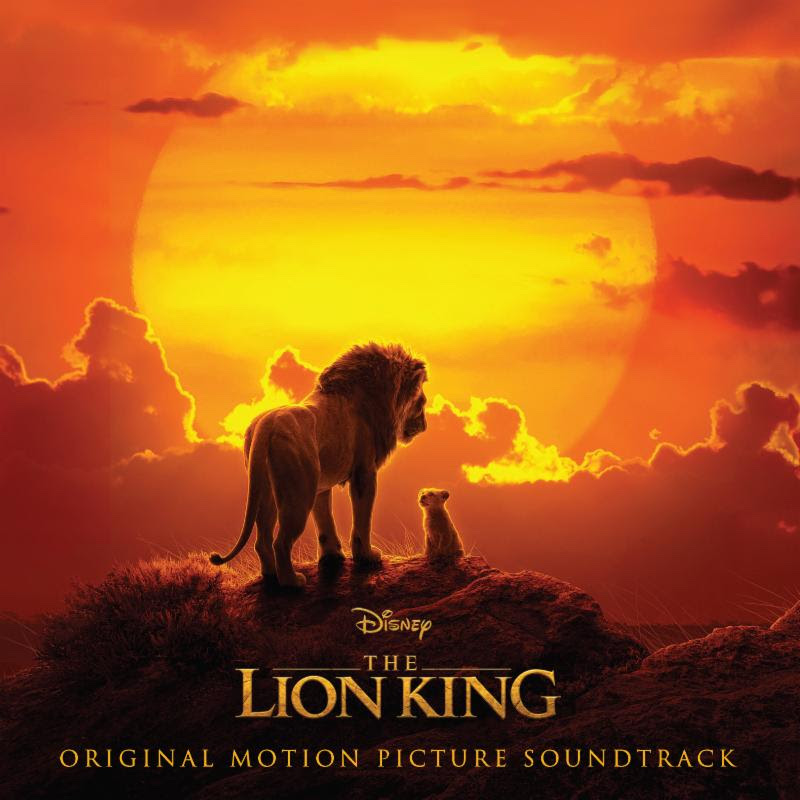 the lion king remake soundtrack ost