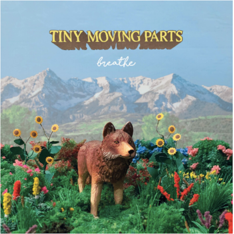 tiny moving parts breathe cover artwork Tiny Moving Parts announce new album, breathe, share Medicine: Stream