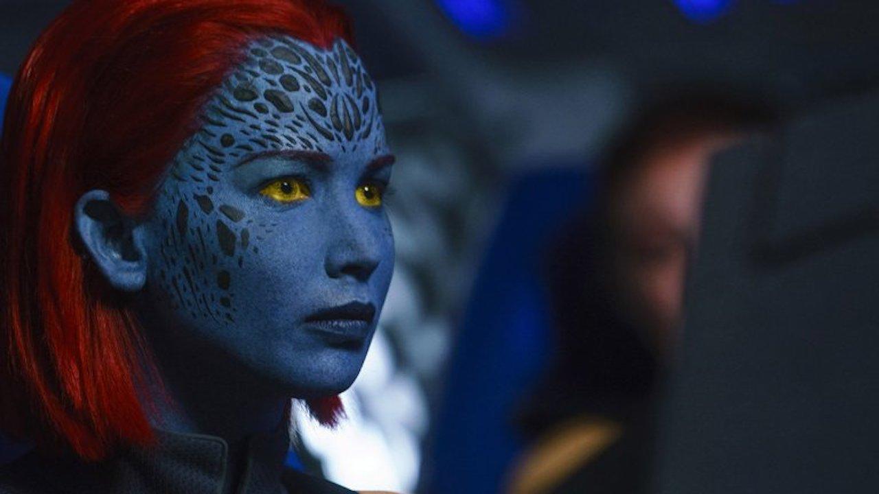 Jennifer Lawrence in Dark Phoenix (Fox)
