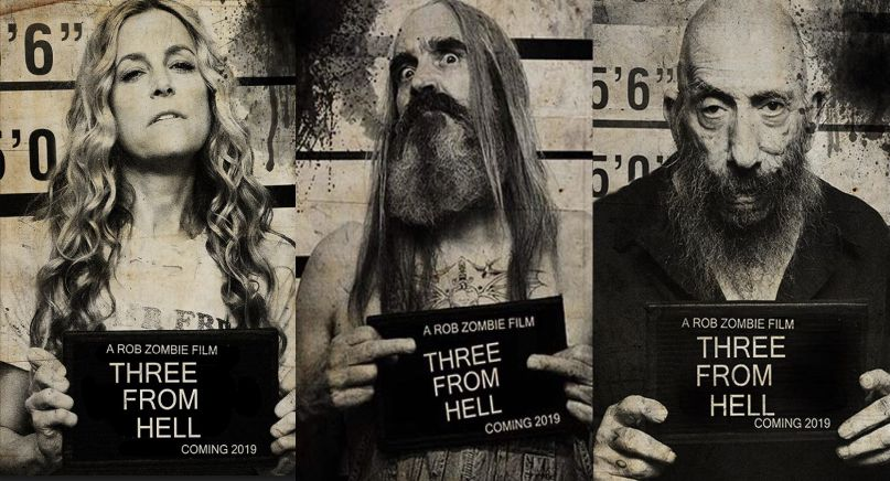 Watch Full Trailer for Rob Zombie's 3 From Hell