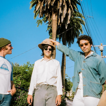 Allah-Las Lahs in the air new album announcement music video