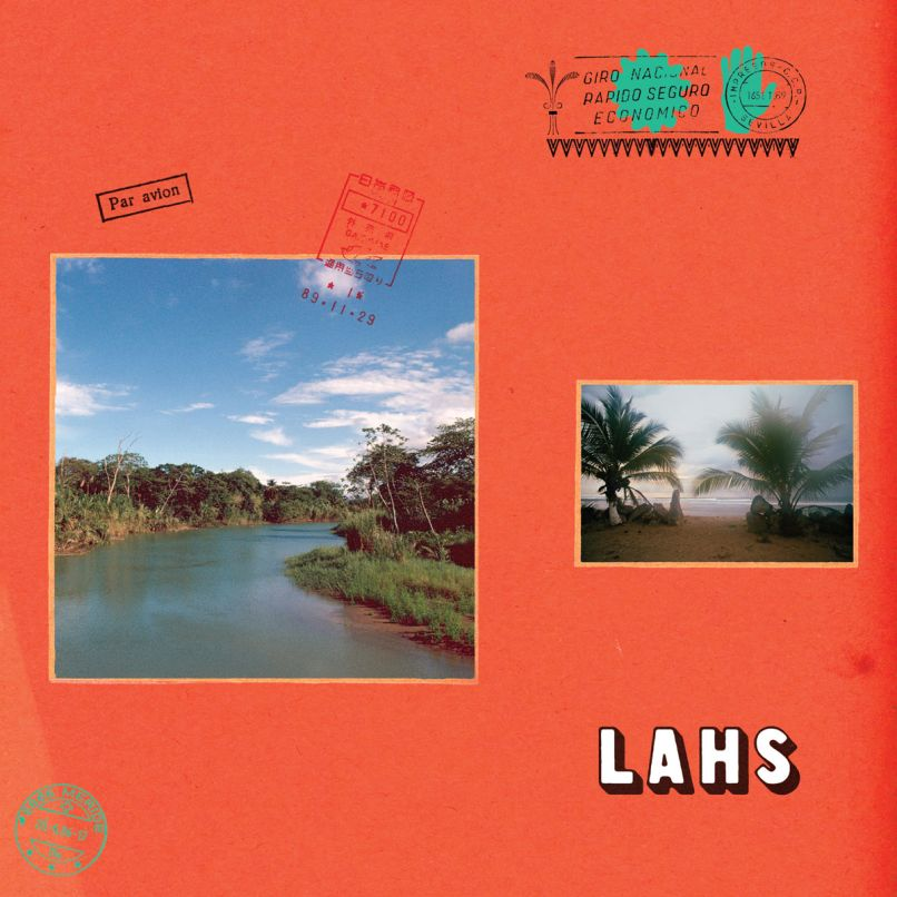 Allah-Las - LAHS album artwork