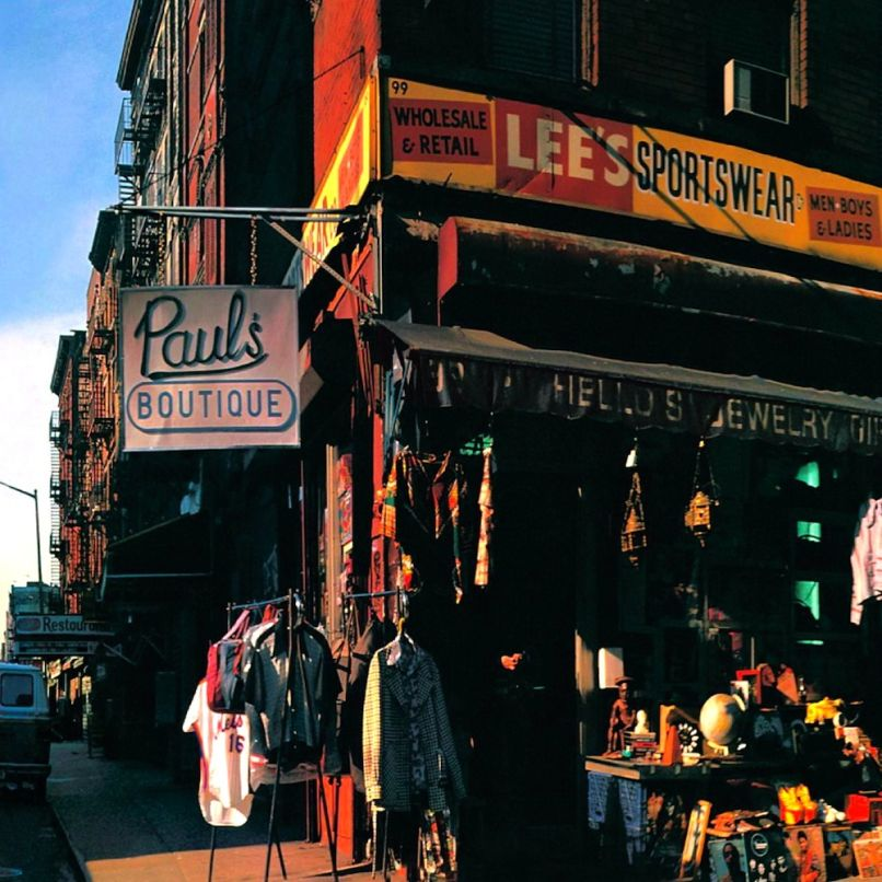 Beastie Boy's Paul's Boutique