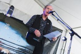 Benmont Tench Newport Folk Festival 2019 Ben Kaye