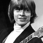Brian Jones of The Rolling Stones