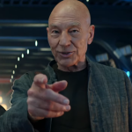 Patrick Stewart in Star Trek: Picard