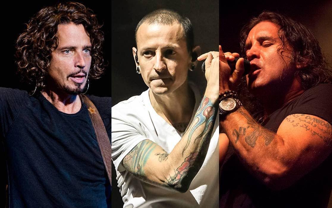 """Scott Stapp honors Chris Cornell and Chester Bennington on new song """"Gone Too Soon"""": Stream"""