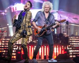 Queen + Adam Lambert // Photo by David Brendan Hall