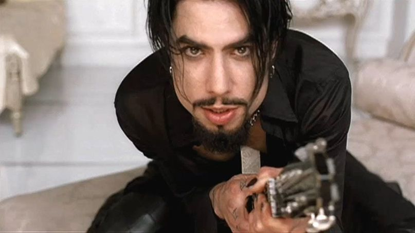 Dave Navarro Music Video