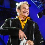 Van Halen's David Lee Roth