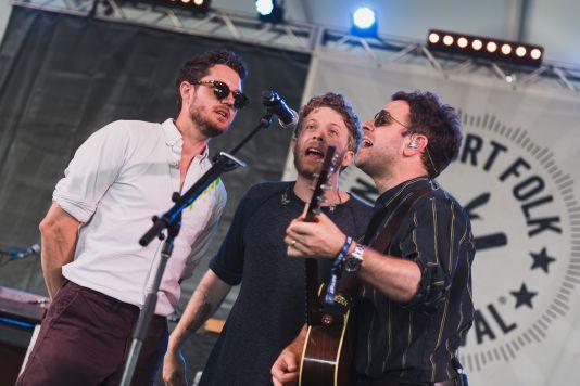 Dawes Newport Folk Festival 2019 Ben Kaye