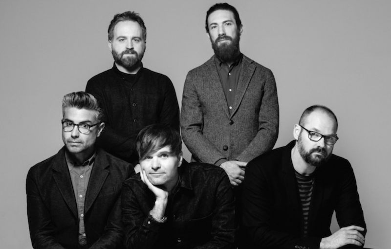 """Death Cab for Cutie announce The Blue EP, share """"Kids in '99"""": Stream"""