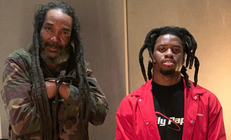 Denzel Curry Bad Brains I Against I Punk Spotify Singles Session STream Fucked Up Clout Cobain | Clout Co13a1n twitter