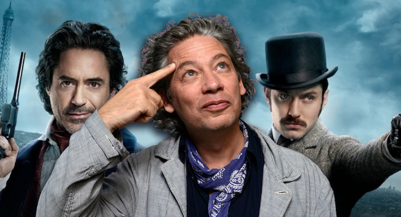 Dexter Fletcher to Direct Sherlock Holmes 3 | Consequence of