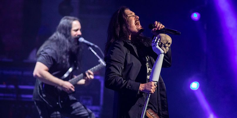 Dream Theater at New York's Beacon Theatre