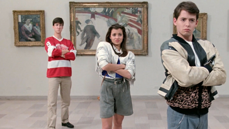 FERRIS The 80 Greatest Movies of the 80s