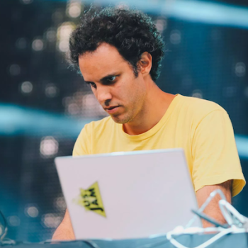 Four Tet, photo by Ellie Pritts dreamer new song stream