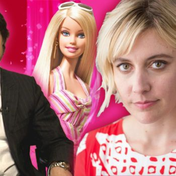Greta Gerwig Barbie movie Noah Baumbach mattel writer director