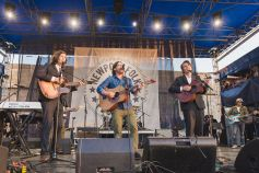 If I Had a Song The Milk Carton Kids Colin Meloy Newport Folk Festival 2019 Ben Kaye
