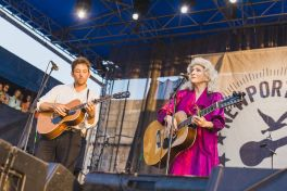 If I had a Song Robin Pecknold Judy Collins Newport Folk Festival 2019 Ben Kaye