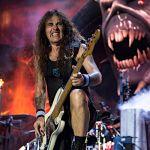 Iron Maiden's Steve Harris