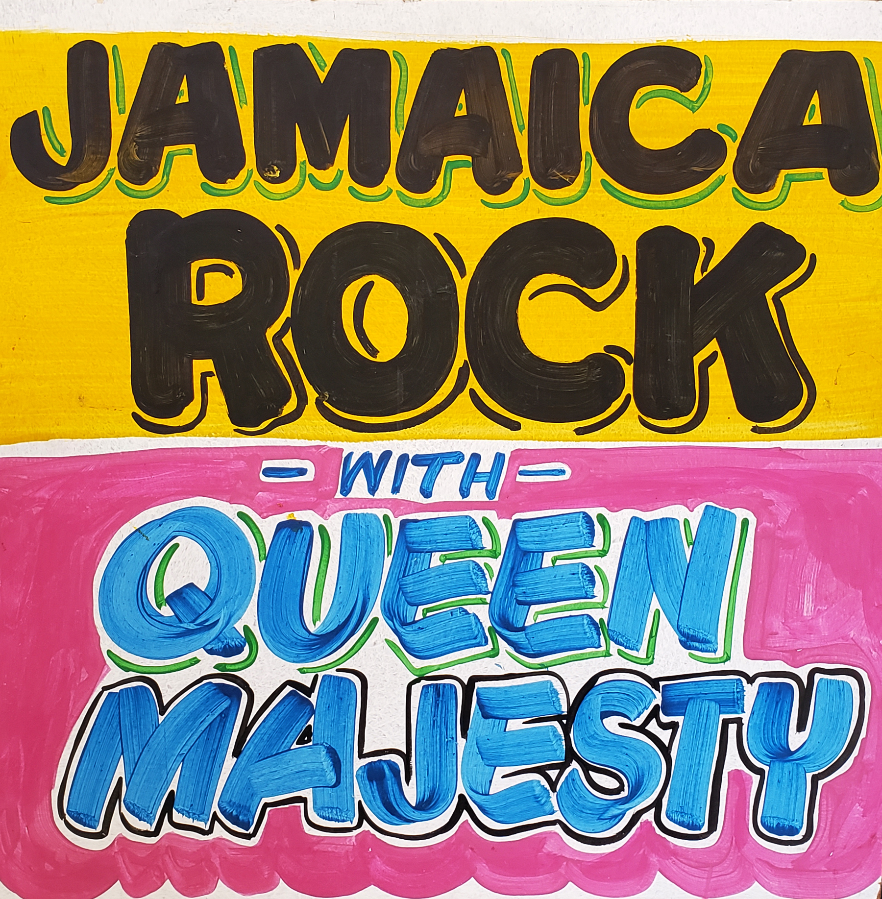 JAMAICAROCKnursesigns Queen Majesty Brings Jamaican Flavor to The General Stereo DJ Series