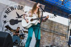 Jade Bird Newport Folk Festival 2019 Ben Kaye
