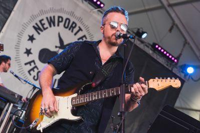 Jason Isbell Dawes Newport Folk Festival 2019 Ben Kaye