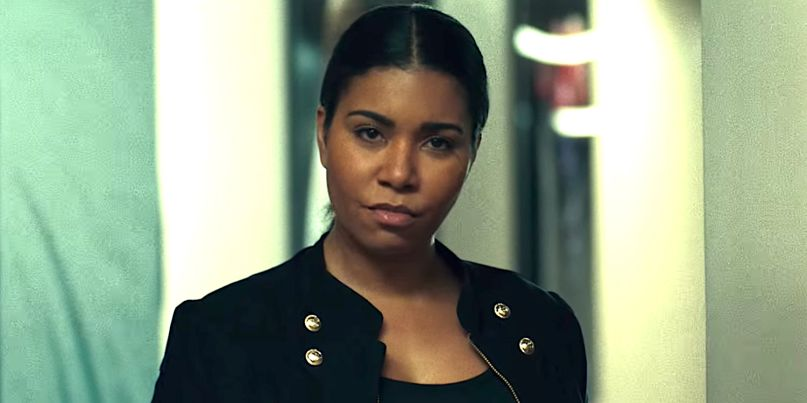 Jessica Pimentel in Slayer Trailer