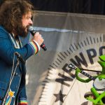 Jim James Kermit the Frog If I Had a Song Newport Folk Festival 2019 Ben Kaye-1 copy