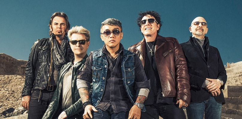 journey announce las vegas residency holiday concerts consequence of sound. Black Bedroom Furniture Sets. Home Design Ideas