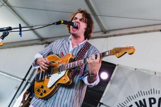 Kevin Morby Newport Folk Festival 2019 Ben Kaye