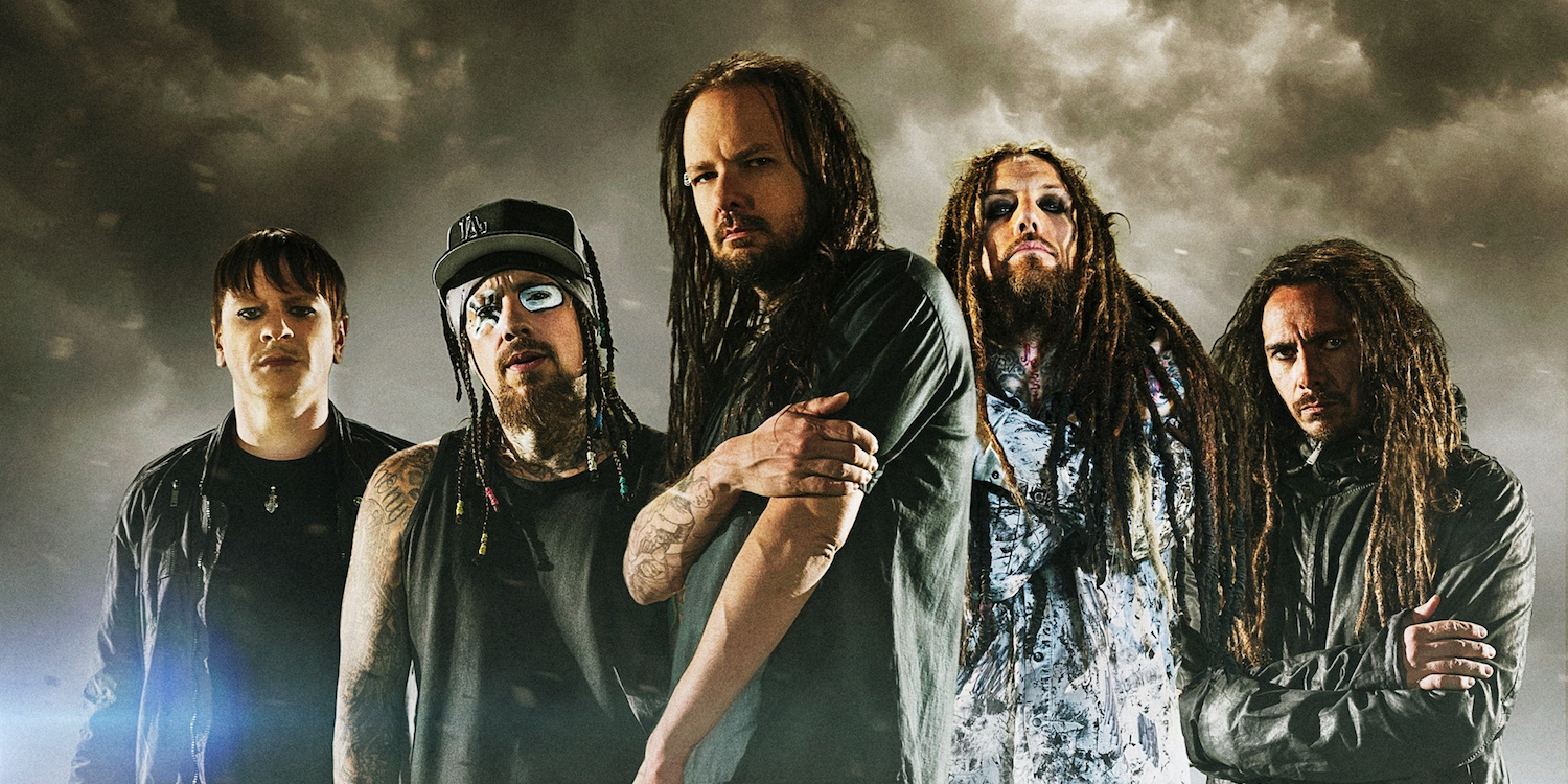 korn unleash video for new single you 39 ll never find me watch consequence of sound. Black Bedroom Furniture Sets. Home Design Ideas