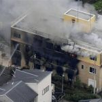 Fire ravages Kyoto Animation's studio in Japan