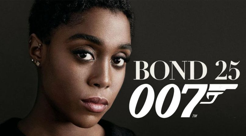 Lashana Lynch will reportedly play 007