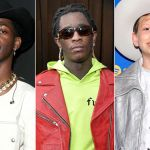 Lil Nas X, Young Thug, and Mason Ramsey
