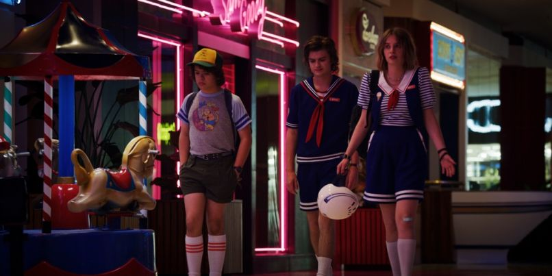 Stranger Things 3 (Netflix)
