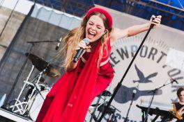 Maggie Rogers Newport Folk Festival 2019 Ben Kaye