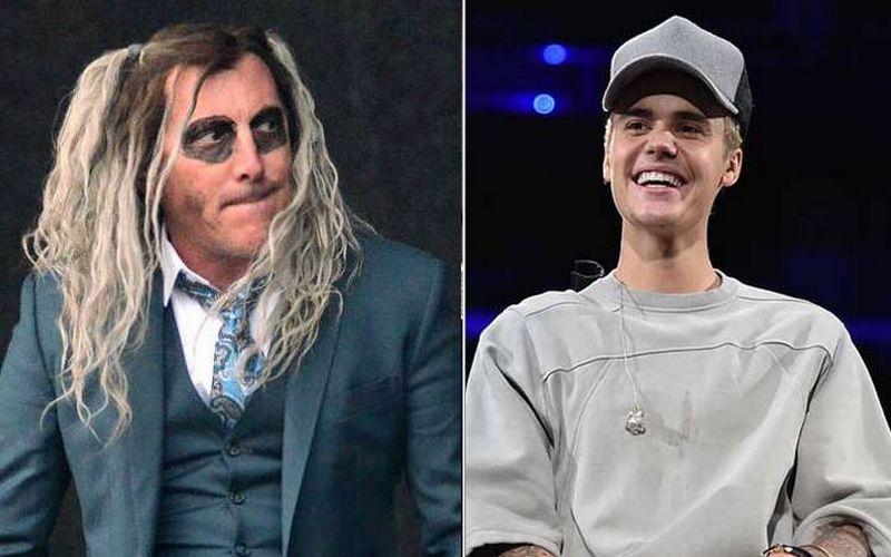 Justin Bieber's wife claps back at Maynard James Keenan