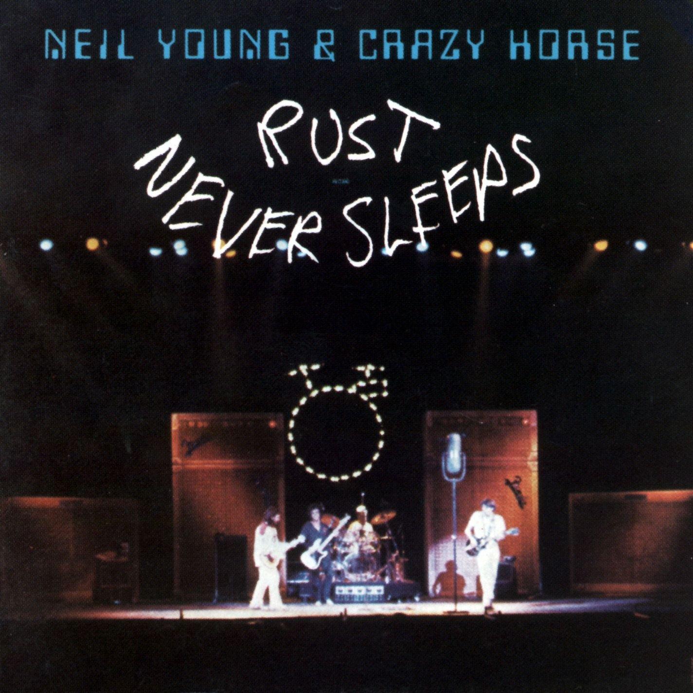 A New Neil Young & Crazy Horse Awaken on Rust Never Sleeps