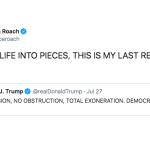 Papa Roach roast Trump