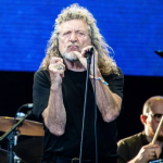 Robert Plant Immigrant Song Led Zeppelin Iceland Live Performance
