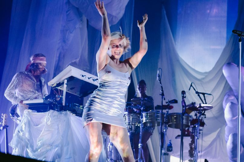 Robyn Mad Cool 2019 Review Festival Ben Kaye